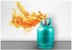 Dúvida sobre explosão por vazamento de gás